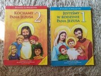 podręczniki do religii klasa  2