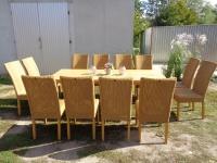 zestaw 12 krzeseł - meble holenderskie U Tomka, Mielnica