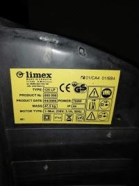 Betoniarka Limex 125L