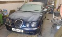 Sprzedam części do Jaguara X type
