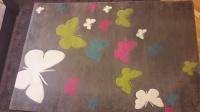 DYWAN 3D BUTTERFLY MOTYLKI dywan dla dzieci 160x230