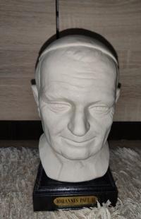 Popiersie Ojca Świętego Jana Pawła II