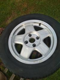 Felga aluminiowa/koło  15 Audi B4