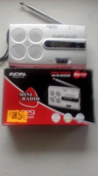 nowe mini radio na baterie