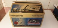 Fax telefon Panasonic KX-FT67PD