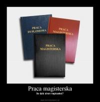 Pomoc w pisaniu prac licencjackich i magisterskich