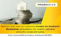 Czy odzyskałeś swoje pieniądze z kredytu frankowego???