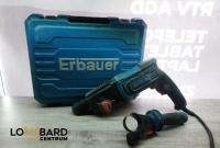 Młotowiertarka ERBAUER SDS+ 750W 2KG ERH750