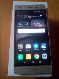 Sprzedam Huawei p8 lite dual SIM ładny 5.2 LTE nfc zloty