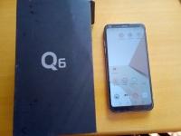 Sprzedam LG q6 dual SIM 32 gb 3gb gwarancja LTE Zloty