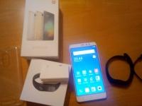 Sprzedam Xiaomi note 3 pro dual SIM 5.5 LTE 32gb 3gb+opaska