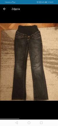 Spodnie ciążowe H&M r. 36
