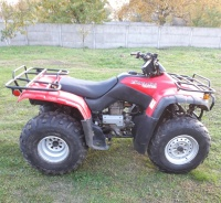 Quad HONDA TRX 350