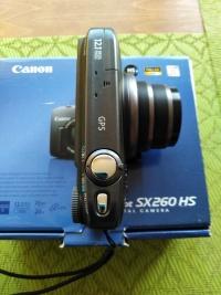 Aparat Canon PowerShot SX260 HS BARDZO DOBRY stan