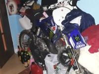 Yamaha 2001 250cc 2 Takt