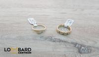 Złota obrączka 333 Złoty pierścionek 585
