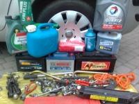 Sprzedam opony koła felgi baterie auta Niemieckie itp