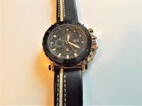Męski zegarek na rękę Lige + stoper, wodoodporny