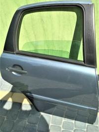 Drzwi tylne pełne prawe Citroen C3