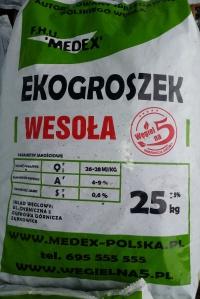 EKOGROSZEK- EKOWESOŁA !