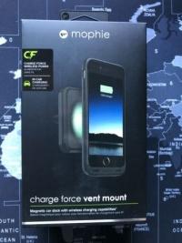 Mophie Charge Force płytka do ładowania indukcyjnego auto