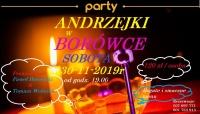 Impreza Andrzejki w Borówce
