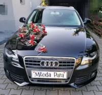 Auto do Ślubu Audi a4 b8