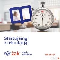 Szkoła Żak zaprasza na zapisy w Zimowej rekrutacji 2019/2020