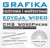 WWW CMS WordPress, Grafika, Edycja wideo.
