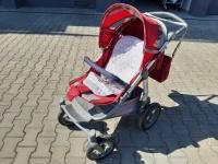 Wózek dziecięcy Espiro Enzo Evo plus hulajnoga Świnka Peppa
