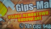 Gips-mal usługi remontowo-budowlane