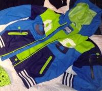 Ubrania dla chłopca 5-6 lat, 110-116, 18 szt. w tym kurtka