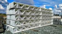 7,90 Konstrukcja stalowa kratownica dachowa dach więźba hala