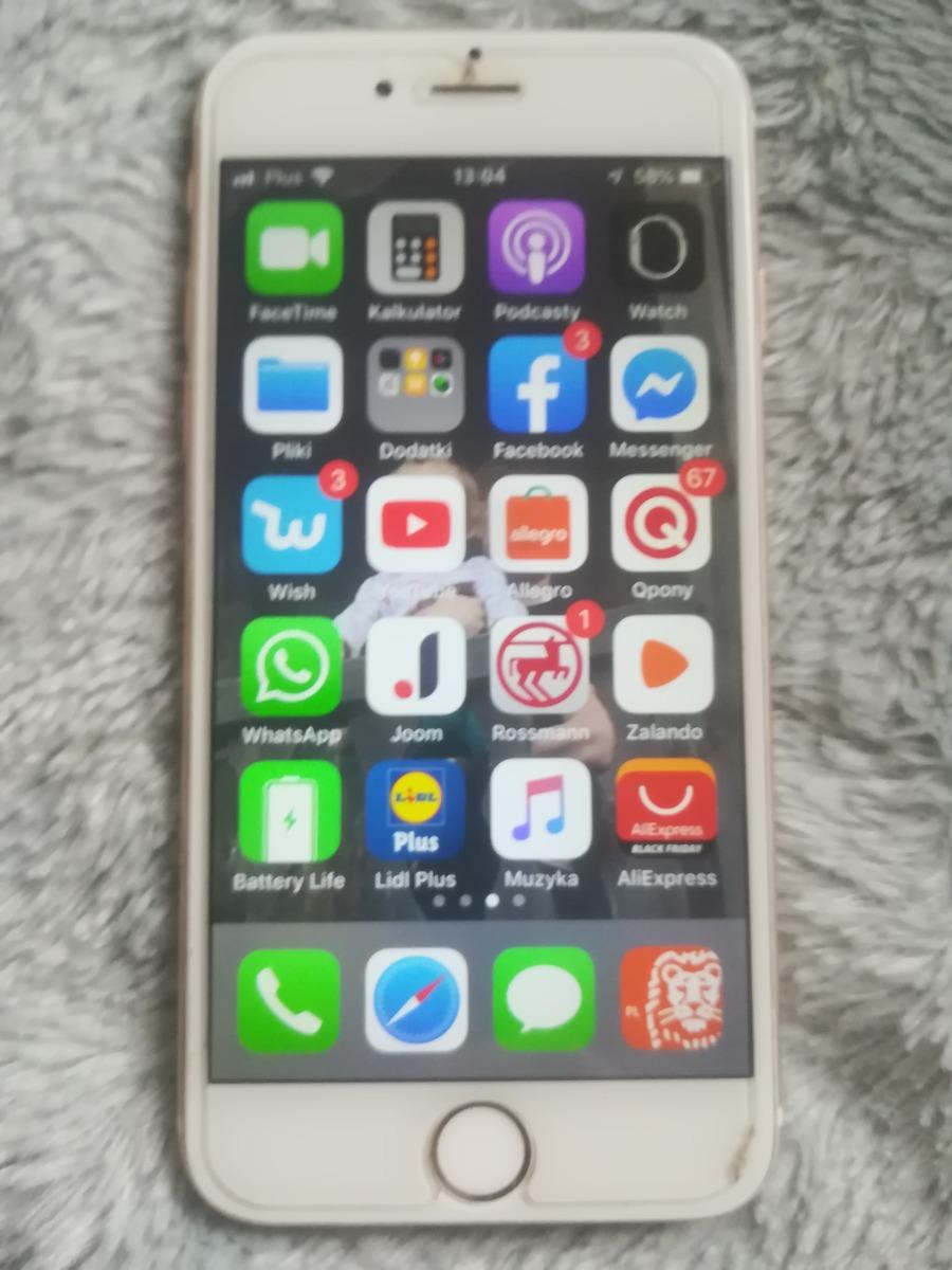 Ogłoszenie iPhone 6 16gb Gold