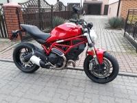 Ducati 797.Przebieg 270 k. www.motobazar-prl.pl 100 bokserów