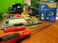 Naprawa komputerów, laptopów konfiguracja sprzętu
