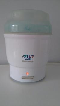 Sprzedam elektryczny sterylizator parowy marki Philips Avent
