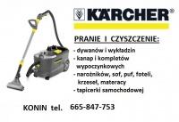 Pranie i Czyszczenie Karcher !!!