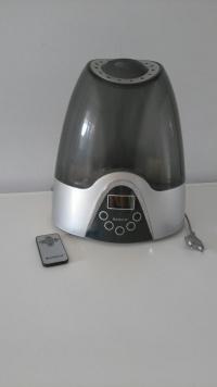 Sprzedam ultradzwiękowy nawilżacz powietrza Sonico z pilotem