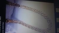 złoto 585 łañcuch bransoleta