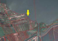 Gosławice -  działka o pow. 8647 m2 z linią brzegową jeziora