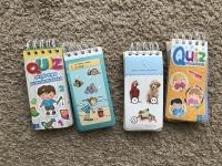 Książeczki Quiz dla przedszkolaka