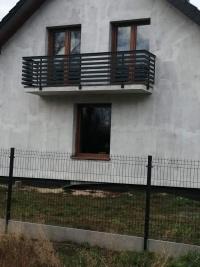 balustrady ogrodzenia kute panelowe płoty,furtki,balkony,bra