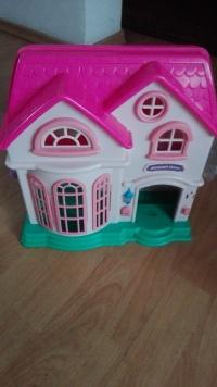 Domek dla lalek zabawka