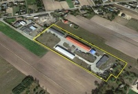 NIERUCHOMOŚĆ KOMERCYJNA, działka 2,35 ha, zabudowania