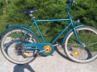 Rower męski Kettler Alu Rad 26 Alu