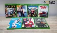 Gry na Xbox one Dworcowa 15j obok Banku ING