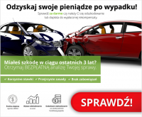 Pomoc Prawna , odszkodowanie po wypadku jest możliwe