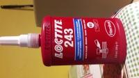 Klej LOCTITE 243  pojemność 250 ml