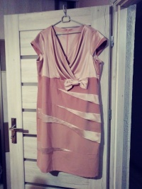 Suknia jak nowa XL PRAWDZIWA OKAZJA